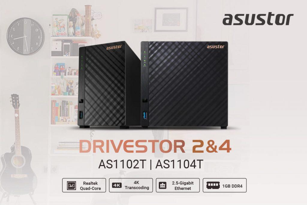DriveStor 2&4