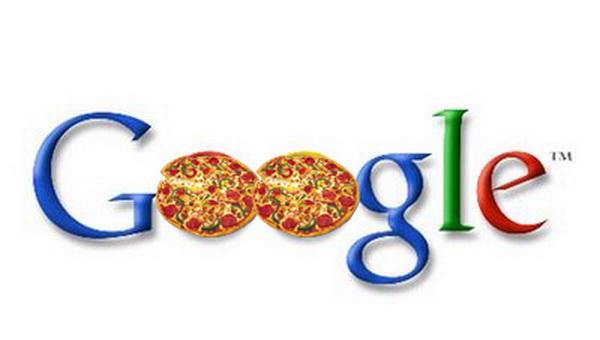 Google Pizza - rendelés
