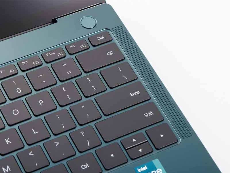MateBook Pro X 2021 billentyűzet