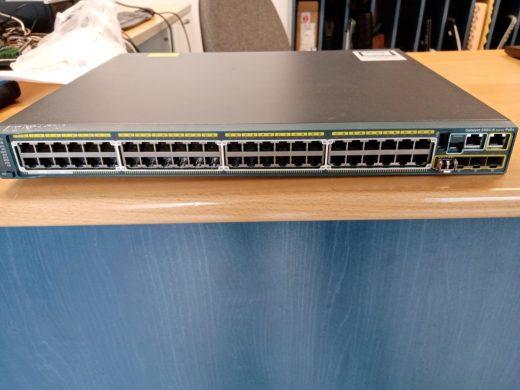 Cisco catalyst 2960-s series 10g