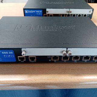 Juniper network ssg20