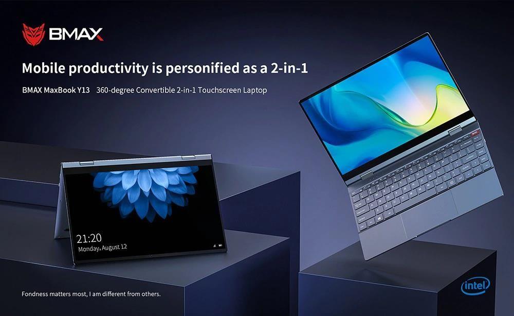 BMax Y13 hibrid laptop
