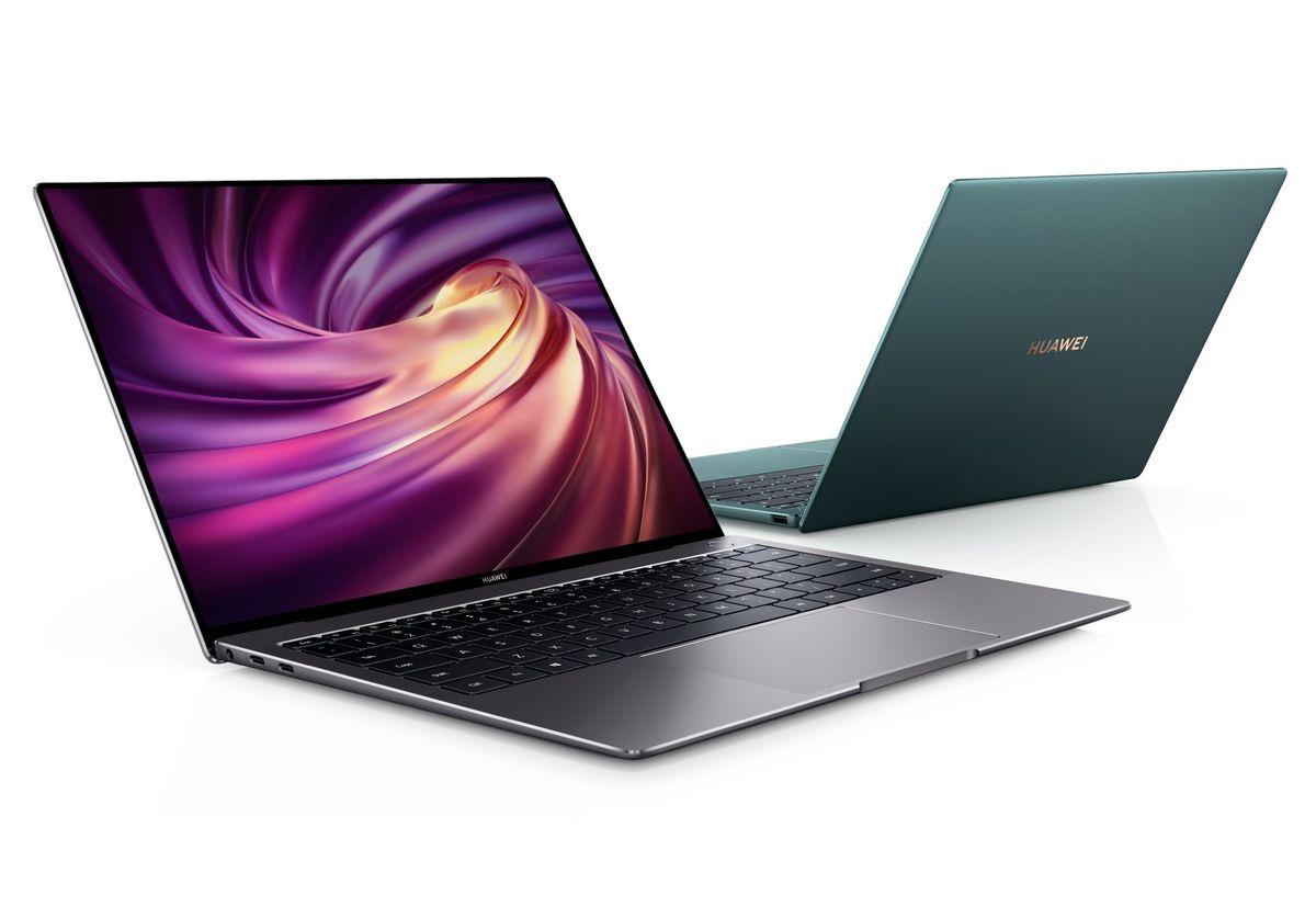 Huawei D notebook Ryzen