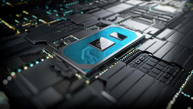 Baj van az Intel laptopos processzoraival