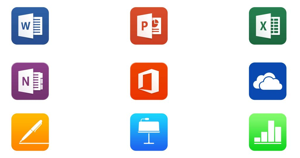 Irodai alkalmazások Windows operációs rendszerhez