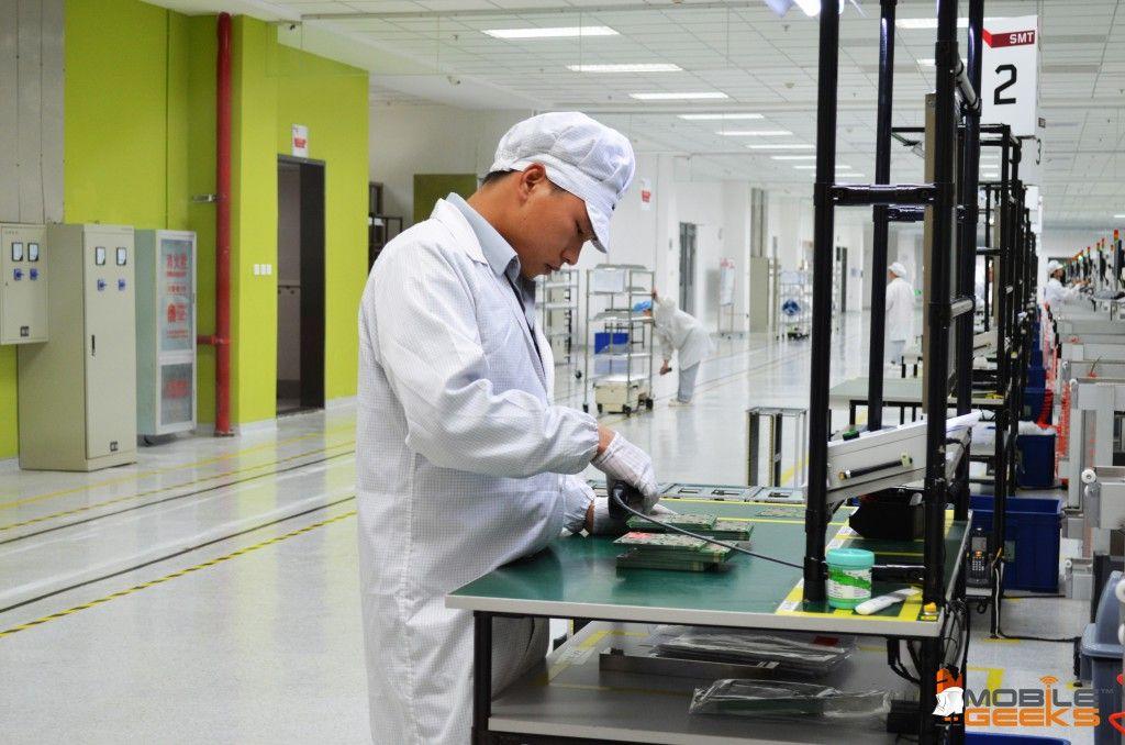 Lenovo gyár Magyarországon