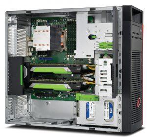 Fujitsu Celsius M770.