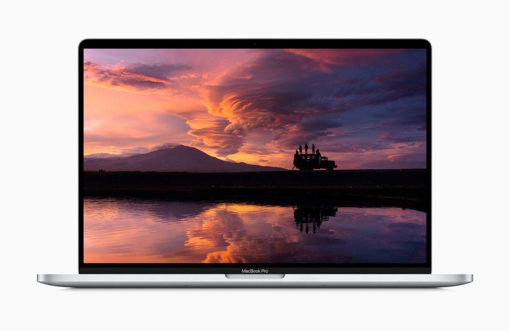 """MacBook Pro - 16"""" kijelzővel"""
