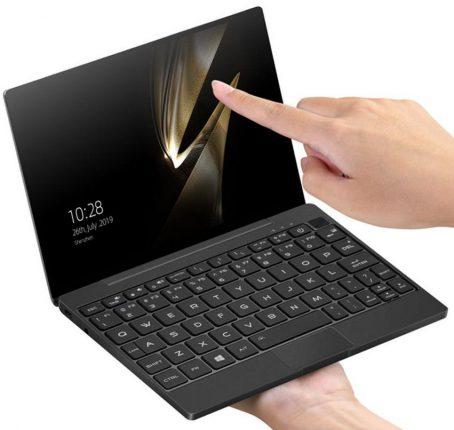 Magic-Ben Mag1 mini notebook - külső megjelenés